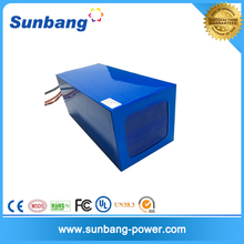 72v 50ah rechargeable battery pack toy motorcycle for solar energy storage