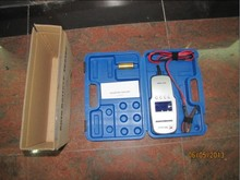 auto Digital battery charger battery tester Car Battery Analyzer MST8000 with printer built in