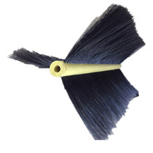 3 rows long bristle nylon roller <strong>brush</strong> for cleaning
