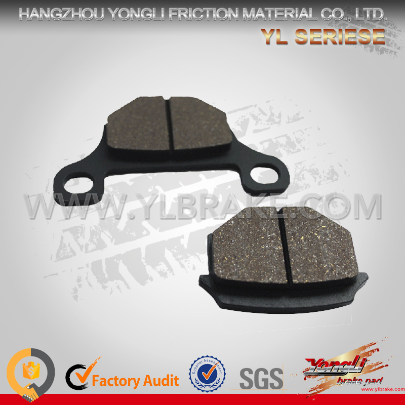 Very Durable Low wear rate Oem Quality Motorcyle Parts