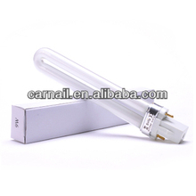 9W UV Light Replacement Extra Bulb Tube for UV Lamp