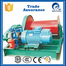 High Speed Electric Winch Used for Cranes as Main Hoist for sale