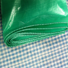 Green Anti-uv PE Tarps/Polyethylene Tarp Fabric Tarpaulin