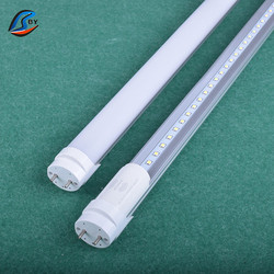 2018 home lighting aluminum T8 18w led tube 1200mm replace old type fluorescent lamp