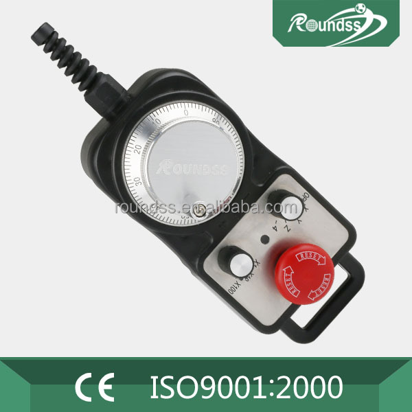 Cable Wire Encoder FUTURE Similar Rotary MPG Emergency Stop