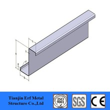 galvanized mild steel z section steel bar