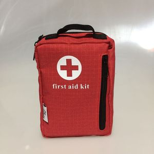 Custom Waterproof Outdoor Medical First Aid Kit Pouch Bag For Emergency