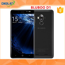 New Arrvial Bluboo D1 Smartphone 3G MTK6580A Quad Core 5.0 Inches 1280*720 Android 7.0 Cell Phone