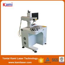portable 20w fiber laser marking machine for chicken leg ring marking