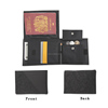 New Item Fashion PVC Bifold Passport