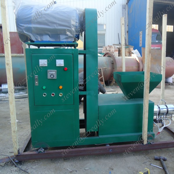 2014 New Design Coconut shell Charcoal Making Machine price