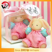 14 Designs New Baby Cute Candle newborn baby souvenir