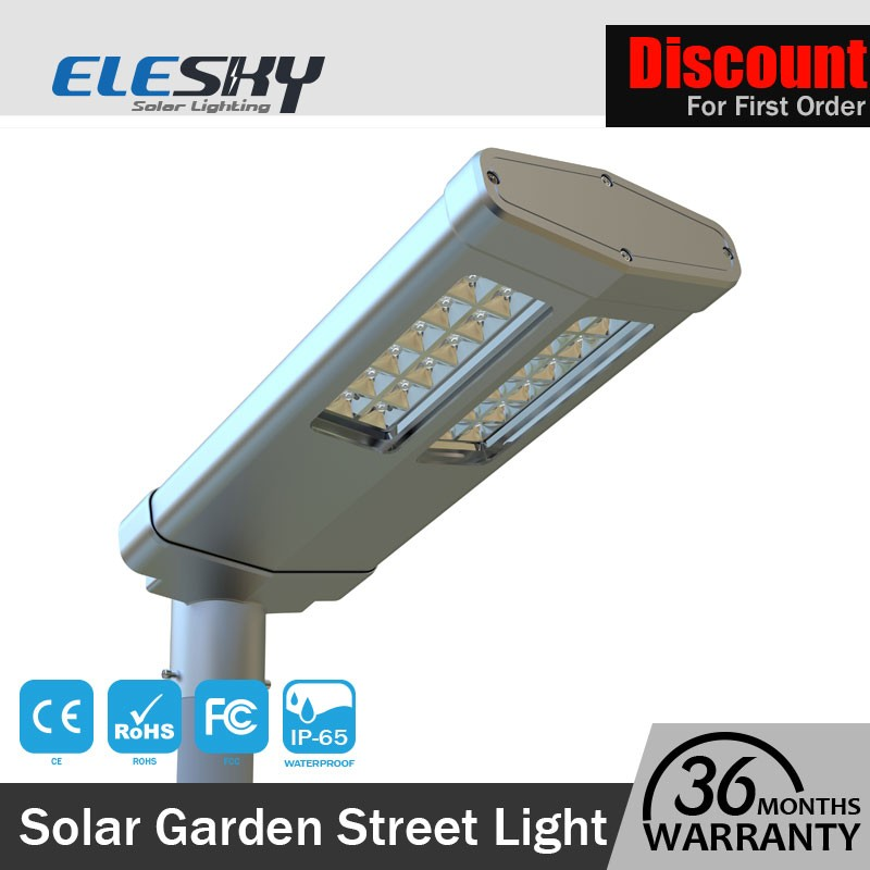 Outdoor led solar lights waterproof IP65 energy-saving led street lights