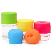 Free Sample Silicon Lid Cover, Mug Silicone Lid, Leak-Proof Silicone Lid