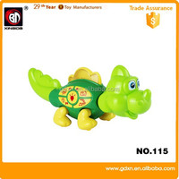 kid toy plastic learning machine educational baby toys battery operated dinosaur toys