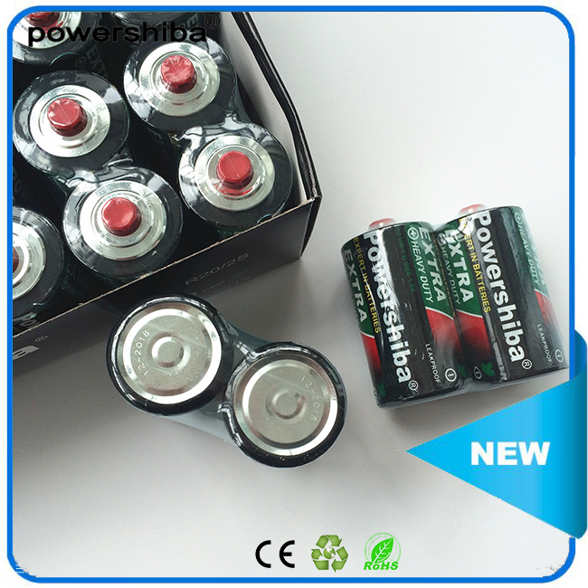 hot sale new colour D UM-1 1.5V R20 Battery