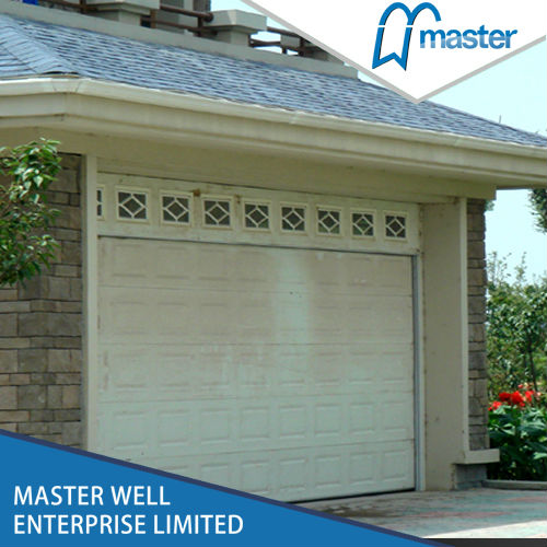 Automatic Operation Overhead Sectional Garage Door