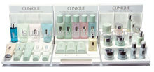 Acrylic Skin Care Set Display Stand