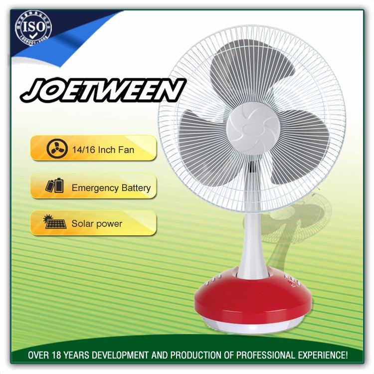 28W 16 inch standing rechargeable DC/AC 12V portable exhaust fan