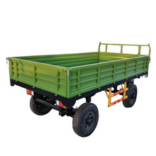 5 ton capacity four wheel farm trailer