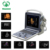 High Resolution medical portable Full Digital LED monitor Color Doppler Ultrasound machine/scanner with Ultrasound Probe