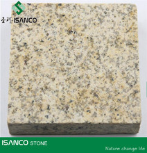 Shandong Polished Rusty Yellow Granite Factory Cheap Price