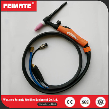 FEIMATE Most Popular TIG17V Separated Torch With Orange Handle For Welding
