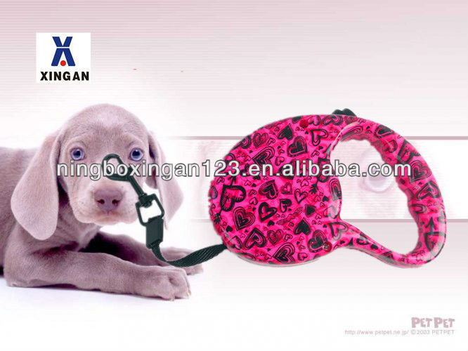 training dog show retractable dog leash for 2013