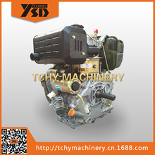 YASHIDA 188FE 13HP Single Cylinder Air Cooled Diesel Engine Light Vertical Type Electric Starting