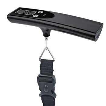 Digital Travel Portable luggage scale with high tech target light