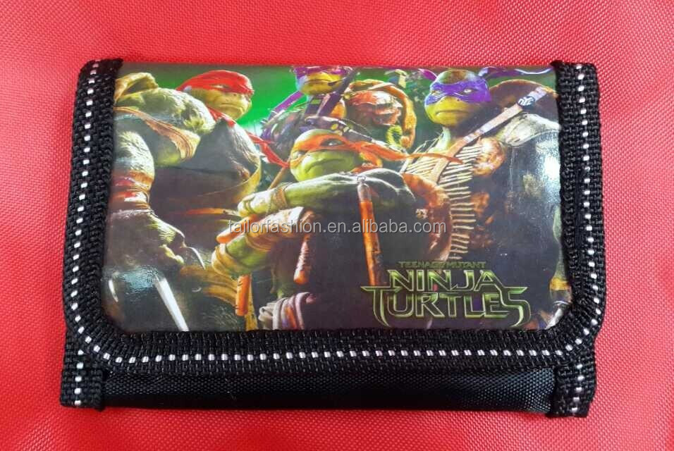 ninja turtles purse wholesale wallet teenage mutant ninja turtles