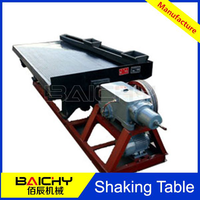 Gold Separation Machine, Gravity Gold Separating Machine, Mining Shaking Table