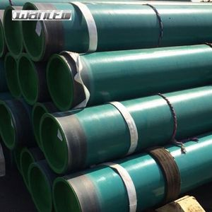 New premium ASTM A252 Grade 2 Grade 3 epoxy coating carbon steel pipe cap
