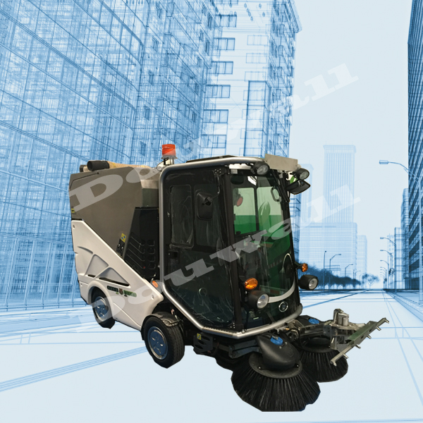 SC1002 Hot selling vacuum street sweeper broom