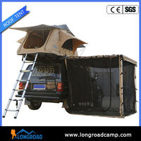 4x4 Off Road Pink Camping Roof Top Trailer Tent Parts