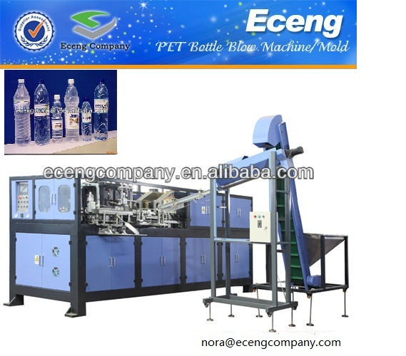 Cheap price new design pet blowing bottle machine used blow moulding machine