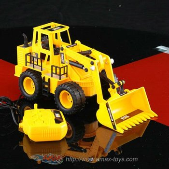wct-200681s 1:24 heavy wire control digging car