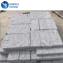 Cheap Grey Color Outdoor Pavers Granite Brick