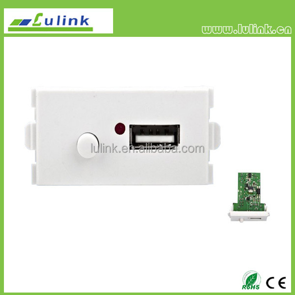 VGA Mounting Module wall socket wall panel with vga module face plate