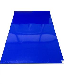 Disposable cleanroom 30 layer sticky mat floor tacky mat