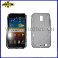For Samsung Celox I9210 TPU Case,S-Line TPU Gel Cover Case,New Arrival,Laudtec
