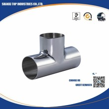 sanitary stainless steel pipe fitting