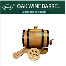 wine barrel wood color