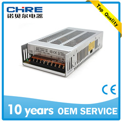 Hot sale 200w 12v 16.7a switching power supply CE factory price NES-200-12