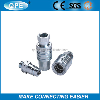 Push And Pull Type Hydraulic Quick Couplings