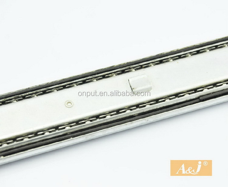 2016 hot-sale furniture drawer rail for tool box