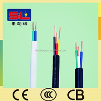 PVC Insulated H05VV-F Electrical Wire Flexible Cable 0.75mm2