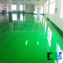 waterborne/oil-based Car Park Use Scratching Resistance Epoxy Floor Paint-Paint/ Coating Manufacturer
