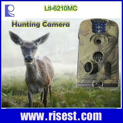 Mini Size Camo Cover Waterproof Wild Camera for Animal Track and Plant Research