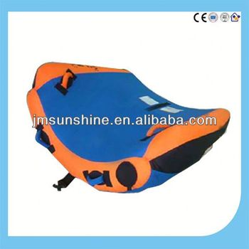 inflatable water tube /snow tube, water ski tube, inflatable towable